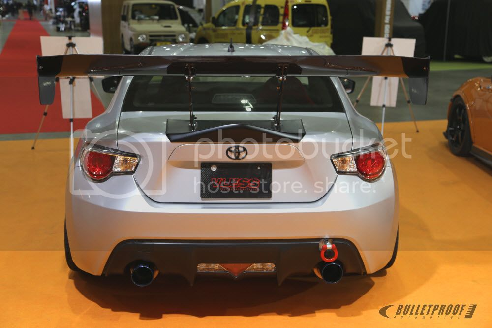 Tokyo Auto Salon 2013 Vless FT86 FRS