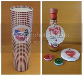 Nandos bottle pack