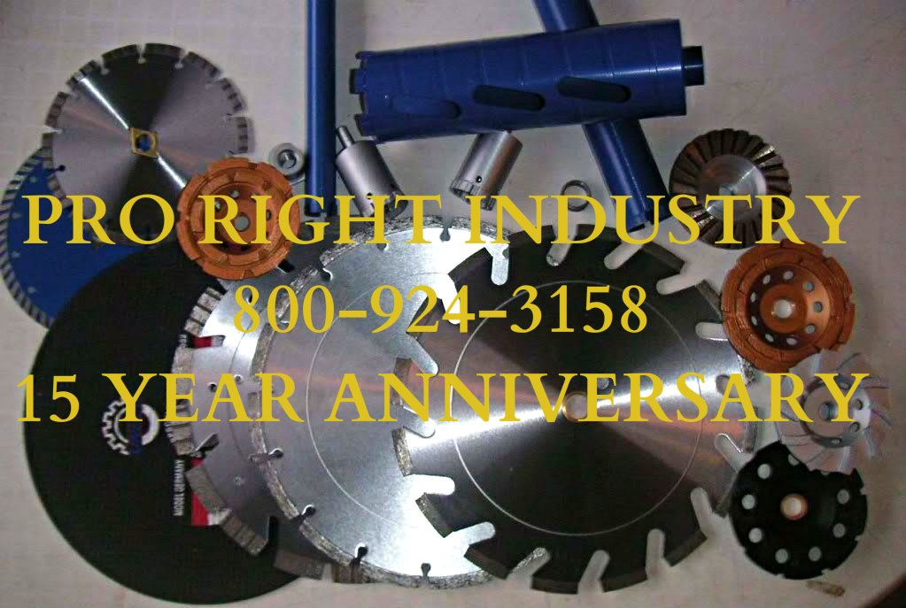 PRO RIGHT INDUSTRY 800-924-3158